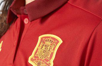 Женская форма сборной Испании 2017