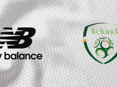 Сборная Ирландии начнёт сотрудничество с New Balance