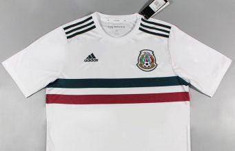 Гостевая форма сборной Мексики 2017