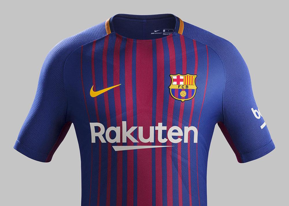 Футбольная форма Барселоны 2018 - Форма Барселоны 2018