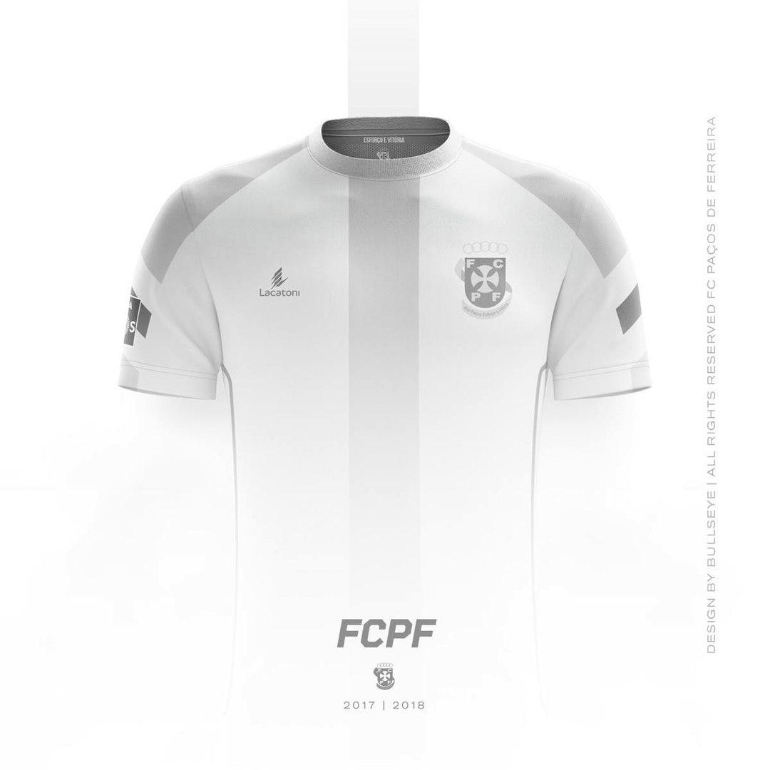 """Третья форма """"Пасуш де Феррейра"""" 17/18"""