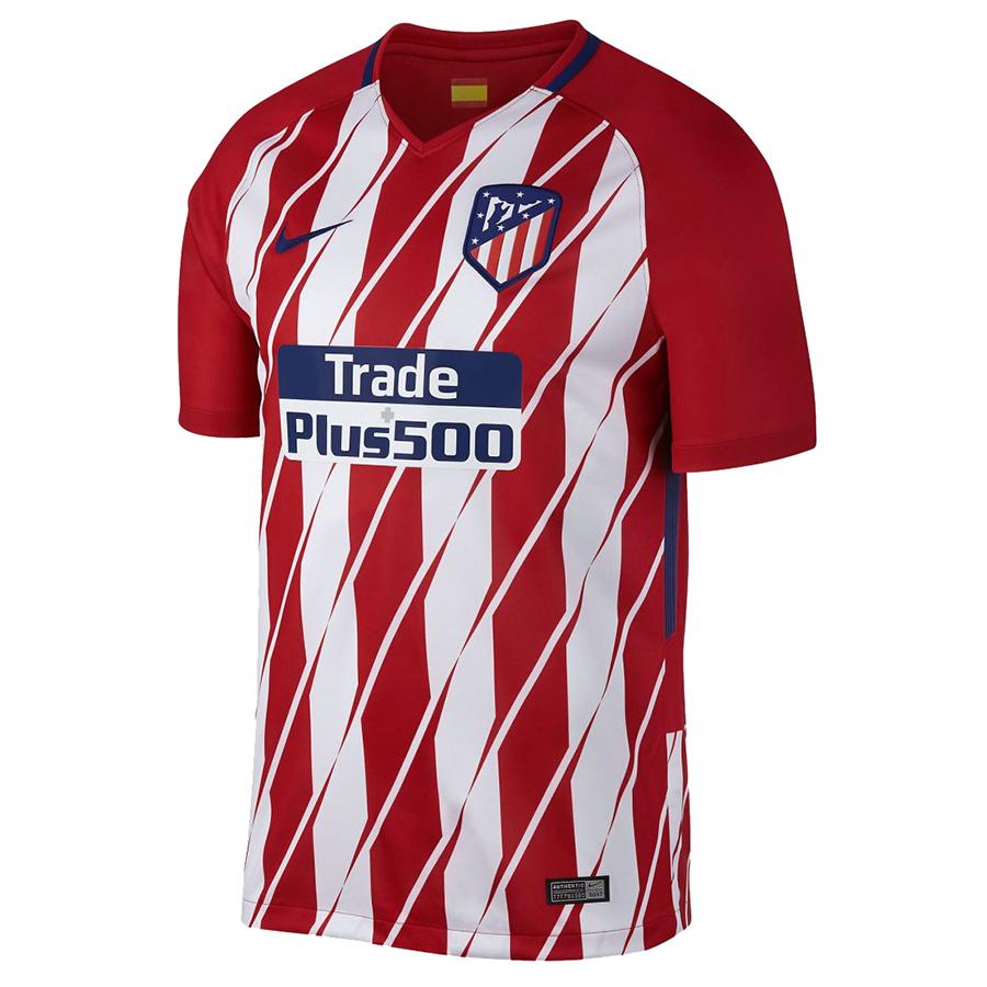 """Новая домашняя форма """"АТлетико Мадрид"""" 2017-18"""