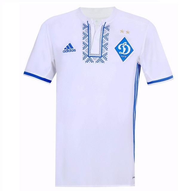 """Домашняя форма """"Динамо Киев"""" 17/18"""