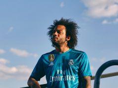 """Третья форма """"Реал Мадрид"""" 17/18"""