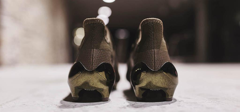 Бутсы Adidas X 17 Pure Stealth