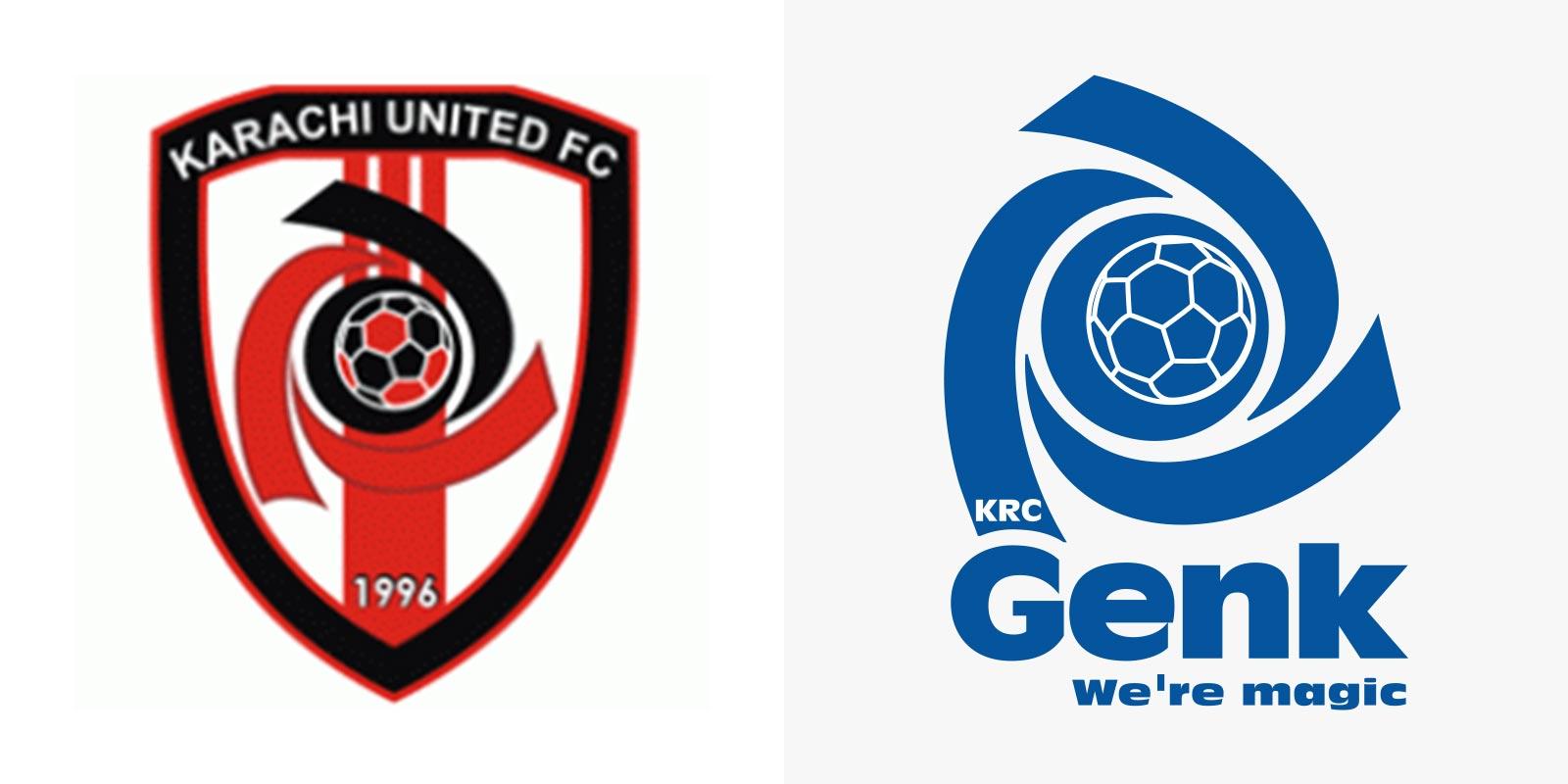KRC Genk (старый) - Karachi United (Пакистан)