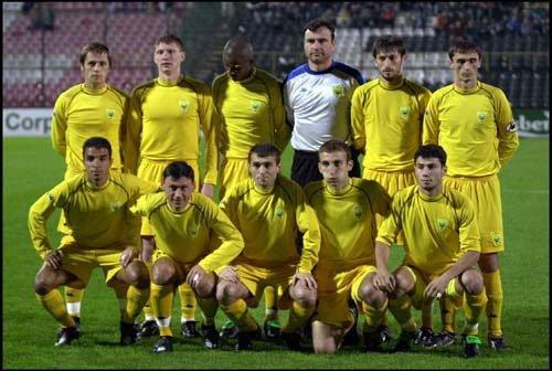 Anzhi 2001