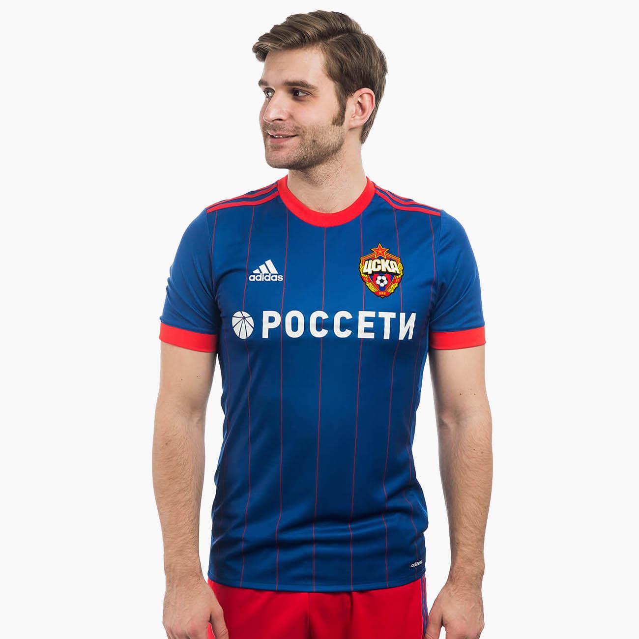 Форма ЦСКА на сезон 2018   фото