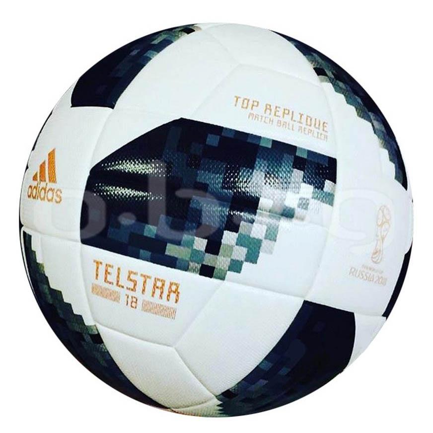 Мяч Чемпионата Мира Adidas Telstar 18