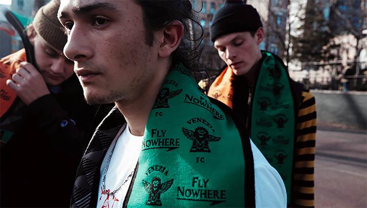 футболка Nowhere FC