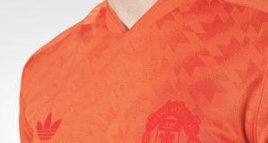 "Футболка ""Манчестер Юнайтед"" от Adidas Originals"