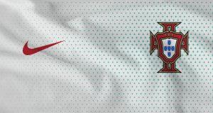 Гостевая форма сборной Португалии 2018