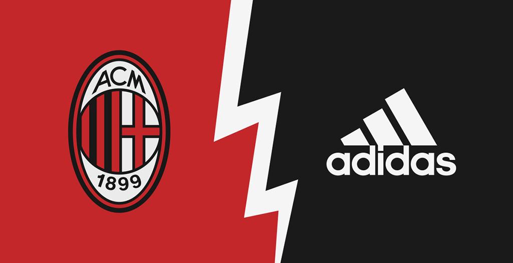 Adidas прекращает сотрудничество с «Миланом»