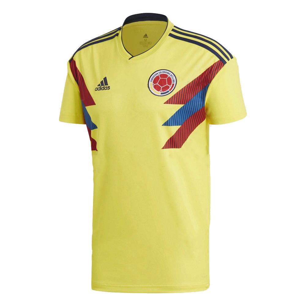 Домашняя форма сборной Колумбии 2018