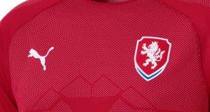 Домашняя форма сборной Чехии 2018