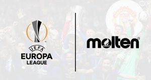 Molten - новый производитель мячей для Лиги Европы
