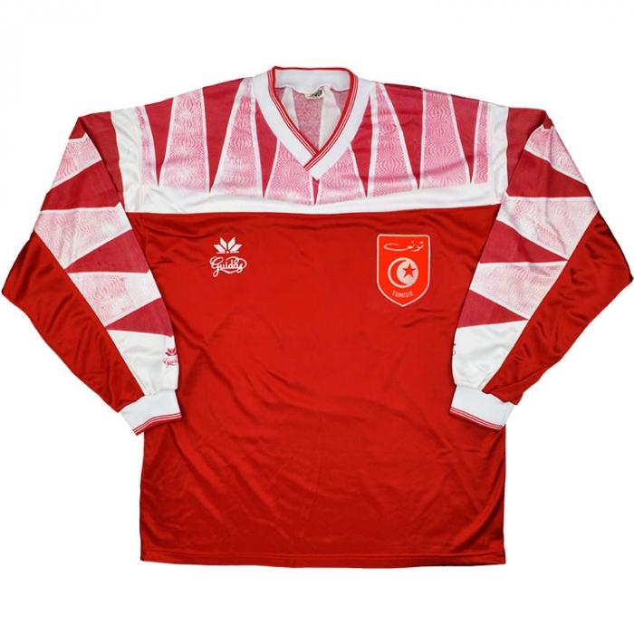 Домашняя форма сборной Туниса 1994