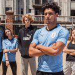 Форма сборной Уругвая 2018