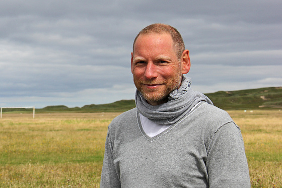 Юрген Ранк — шеф-дизайнер компании Adidas
