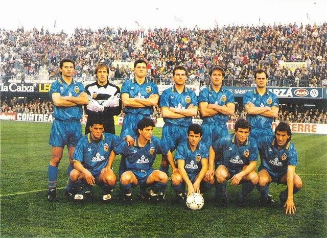 Valencia CF 1991/1992
