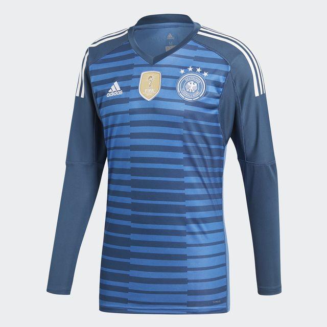 Вратарская форма сборной Германии 2018