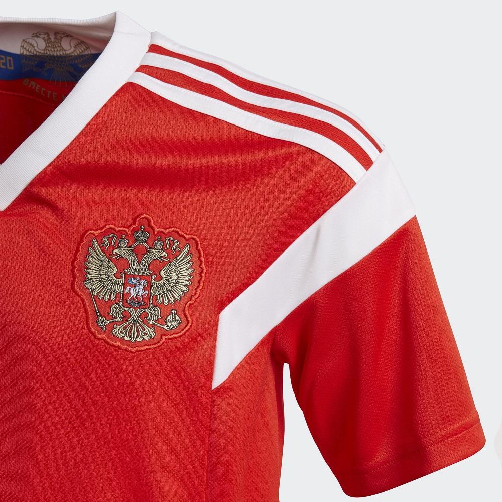 Домашняя форма сборной России 2018