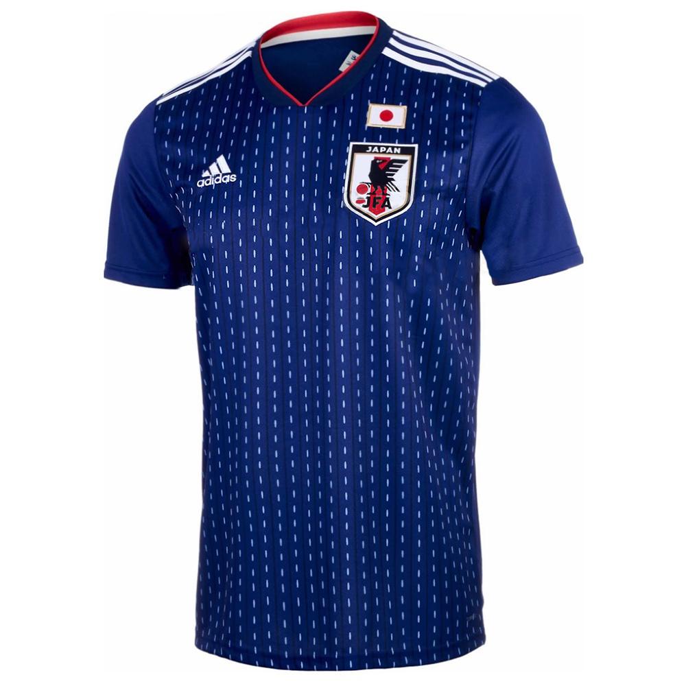 Домашняя форма сборной Японии 2018