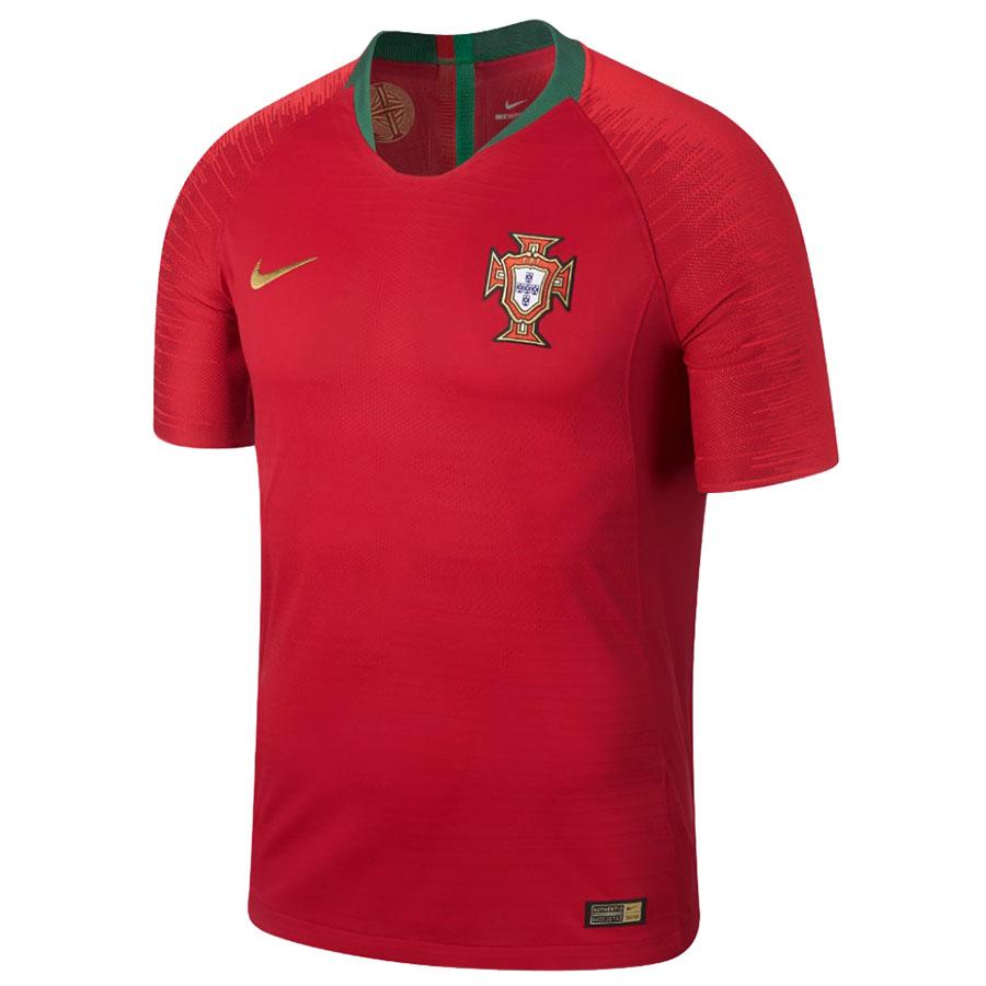 Домашняя форма сборной Португалии 2018