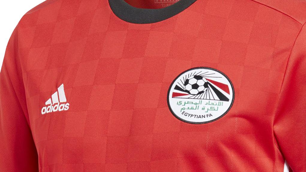 Домашняя форма сборной Египта 2018