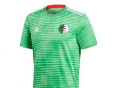 Гостевая форма сборной Алжира 2018