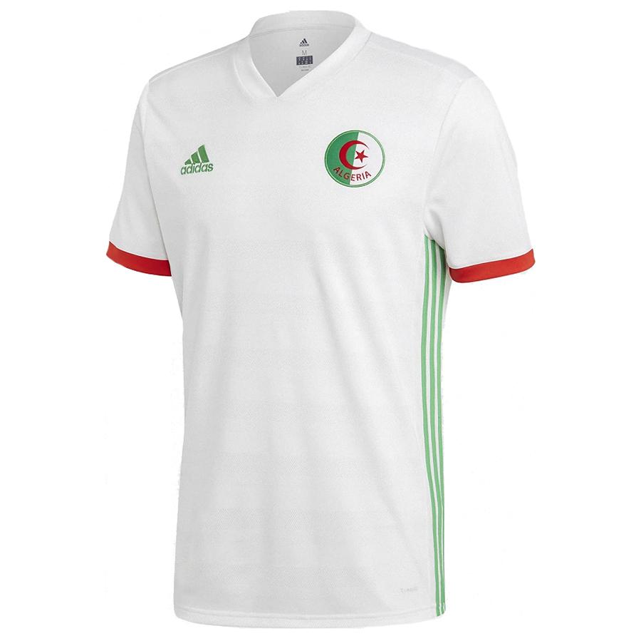 Домашняя форма сборной Алжира 2018