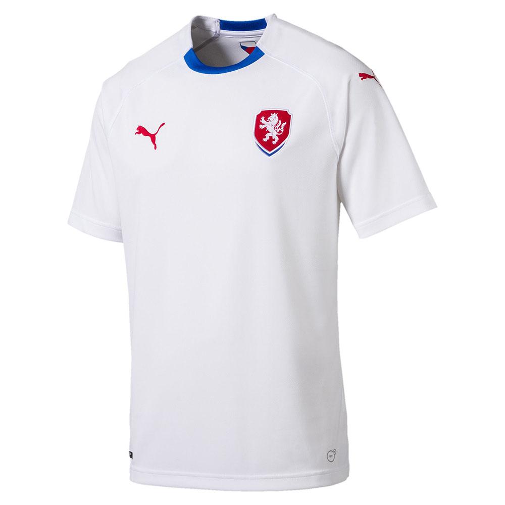 Гостевая форма сборной Чехии 2018