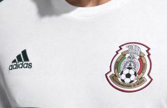 Гостевая форма сборной Мексики 2018