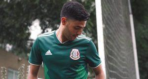 Домашняя форма сборной Мексики 2018