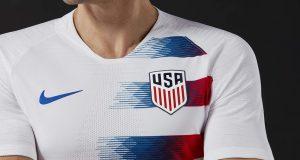 Новая форма сборной США 2018