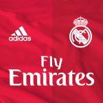 """Третья форма """"Реал Мадрид"""" 18/19"""