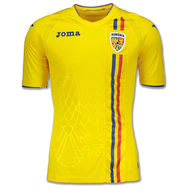 Домашняя форма сборной Румынии 2018