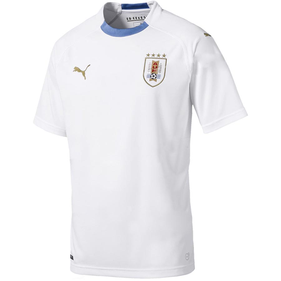 Гостевая форма сборной Уругвая 2018
