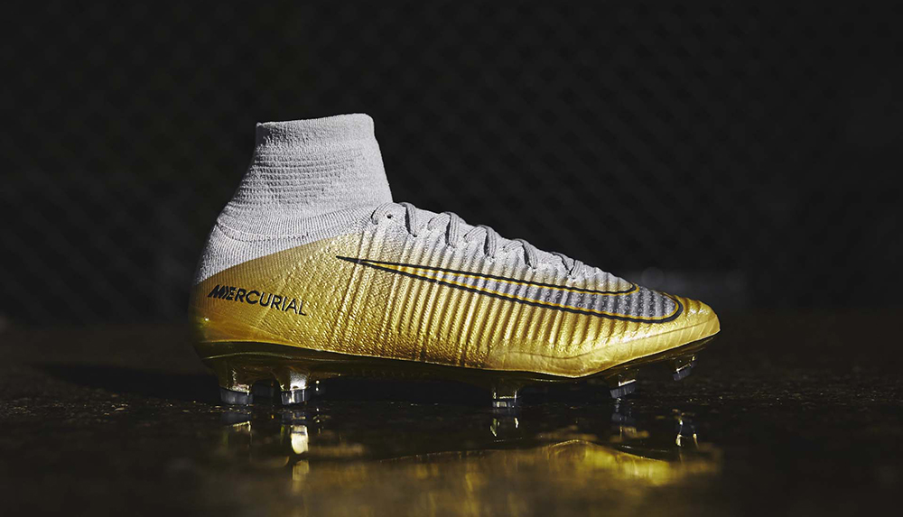 "9: Nike CR7 Mercurial Superfly ""Quinto Triunfo"""