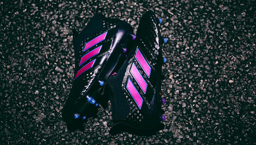 "11: adidas ACE 16+ Purecontrol ""Black/Shock Pink"""
