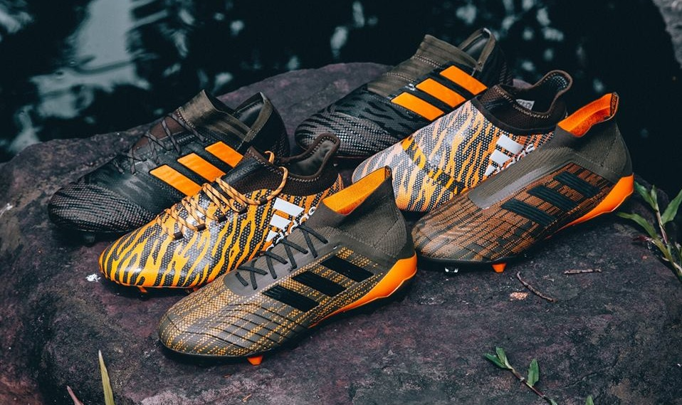 Новая коллекция бутс Adidas Lone Hunter   Footykits.ru - Футбольная ... e8c747a8a90