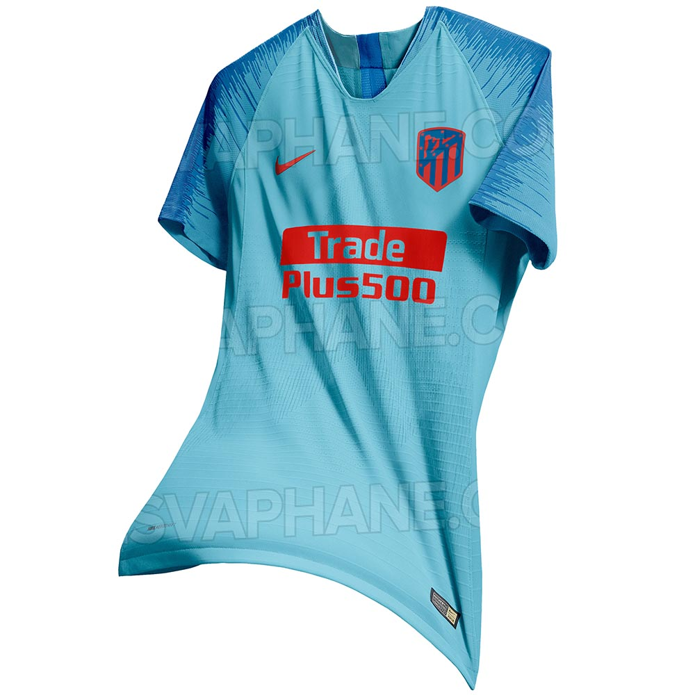 """Гостевая форма """"Атлетико Мадрид"""" 18/19"""