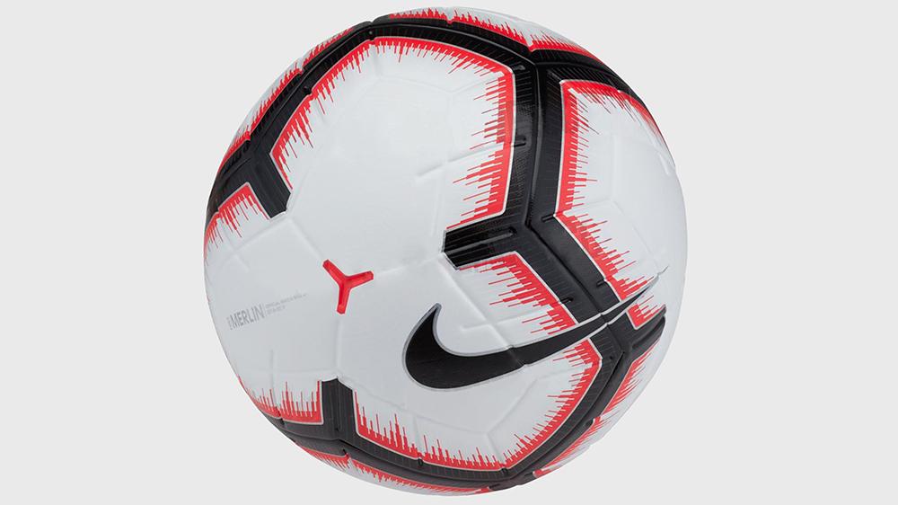 Мяч нового поколения Nike Merlin 18/19