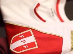 Новая форма сборной Перу 2018