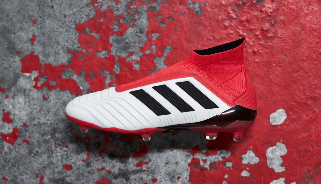 Бутсы adidas Predator 18+ Cold Blooded