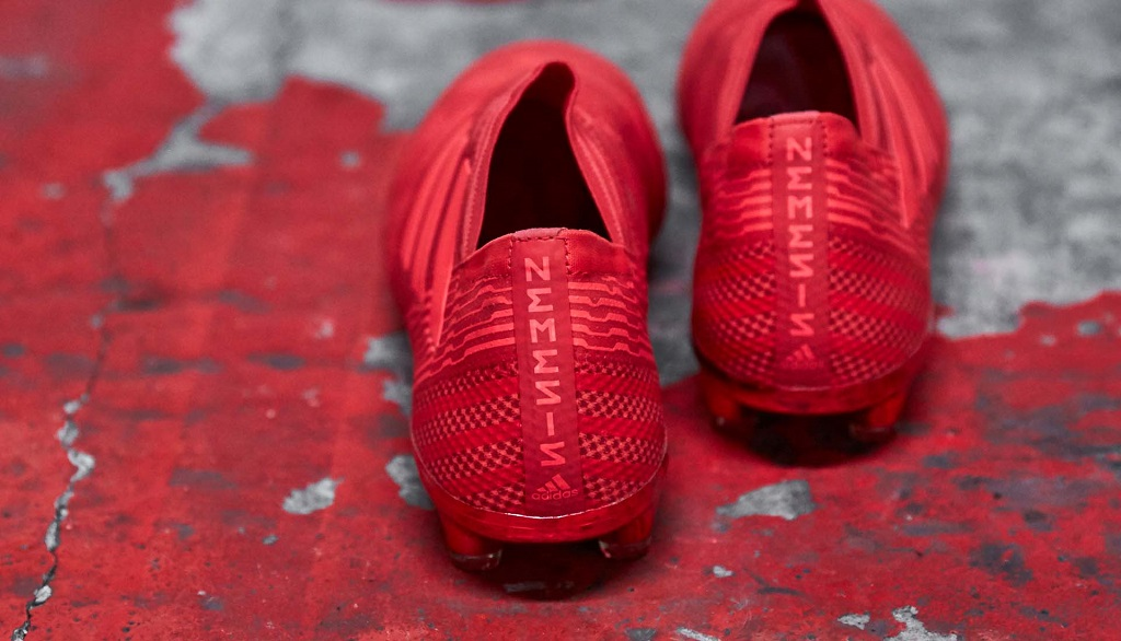 Бутсы adidas Nemeziz 17+ 360Agility Cold Blooded