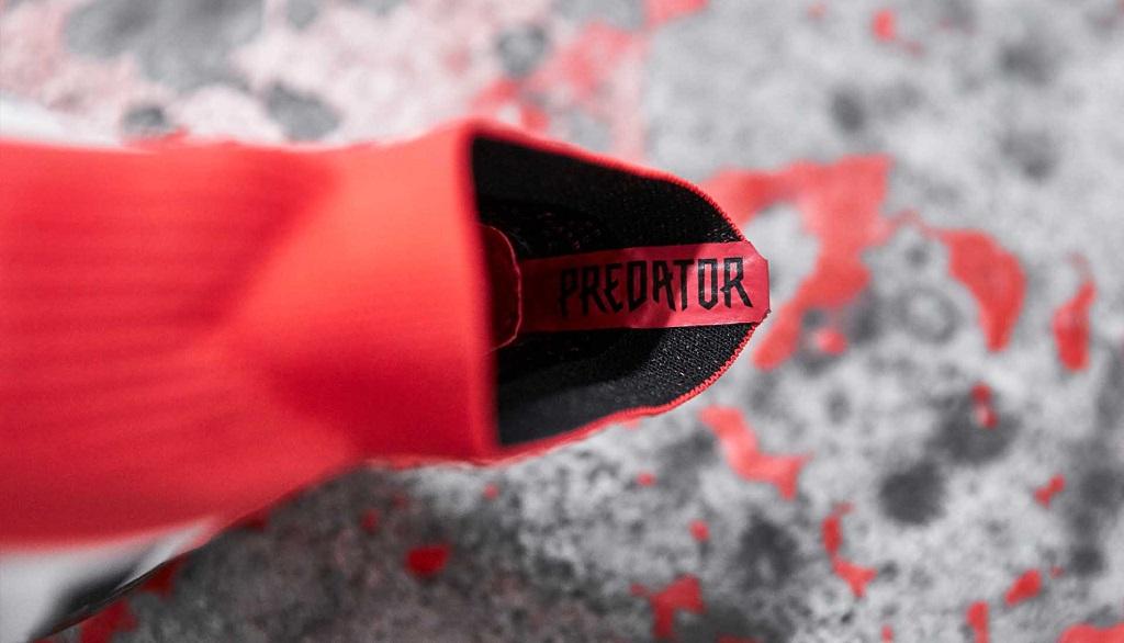 Бутсы adidas Predator 18+ Cold Blooded