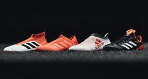 Adidas представил коллекцию бутс Cold Blooded