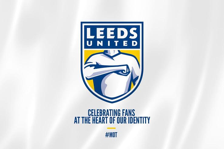 Новая эмблема Лидса, логотип Лидс Юнайтед 2018