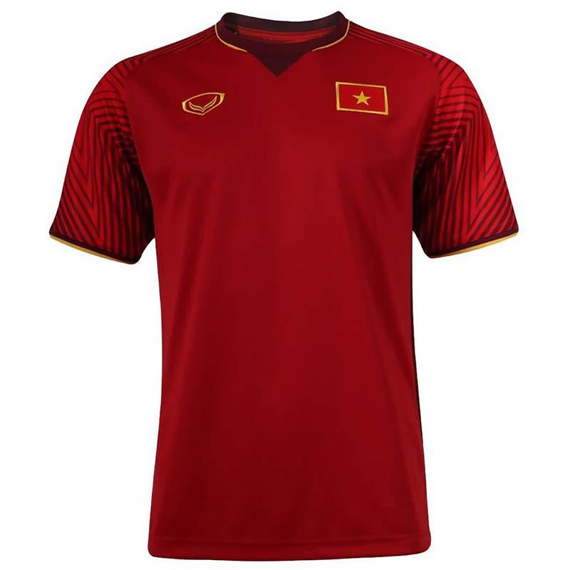 Домашняя форма сборной Вьетнама 2018